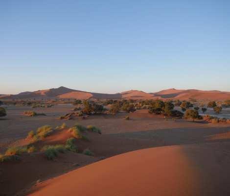 Sesriem : explorer les dunes de Sossusvlei 2