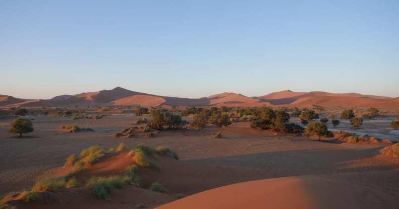 Sesriem : explorer les dunes de Sossusvlei 1