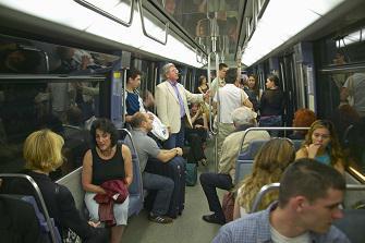 Metro: parisinos víctimas de ondas electromagnéticas