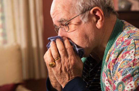 Grippe : l'épidémie touche toute la France