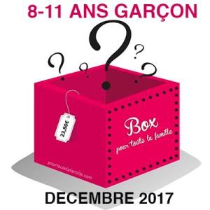 8-11 ANS GARCON