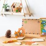 3 bonnes raisons d'abonner son enfant à des kits créatifs cet hiver !