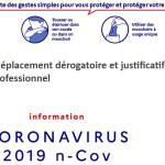 Coronavirus Covid-19: l'étau se resserre dans la liberté de se déplacer