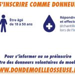 6è Journée mondiale d'appel au don de moelle osseuse