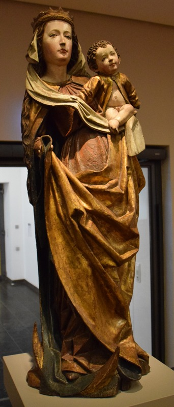 Vierge de Bretzenheim