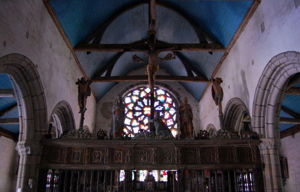 Chapelle de Saint-Herbot - Bretagne