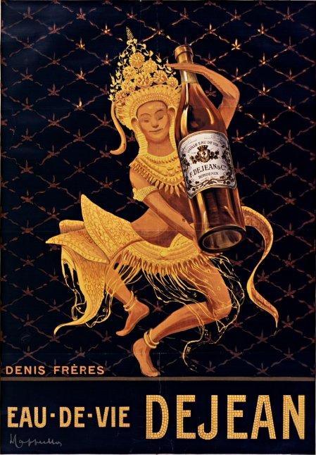 1912 , Eau-de-vie DEJEAN, Gallica/BNF
