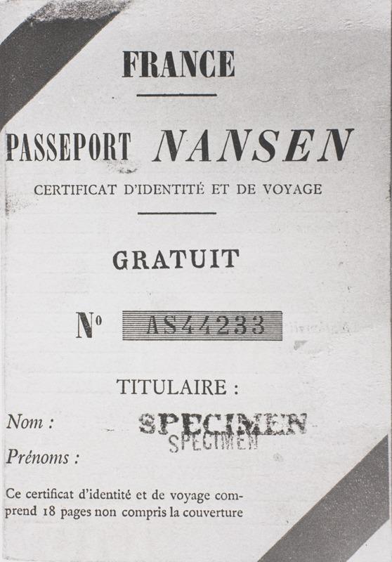 Passeport Nansen