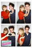 having a photo booth