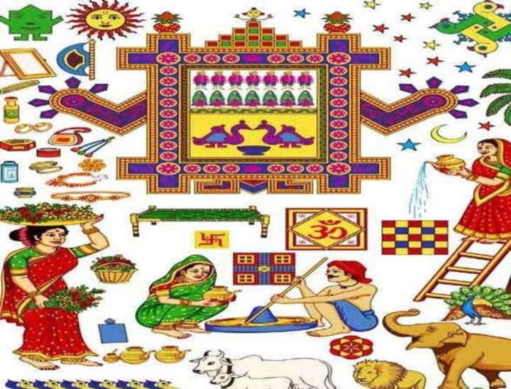 Ahoi Vrat Katha – Hindi.