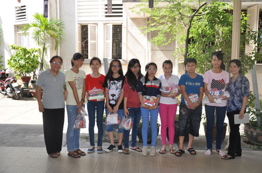 Séjour à Tan Thoi (2015)