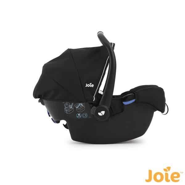 Poussette combinée Joie Litetrax 4 roues Night Sky