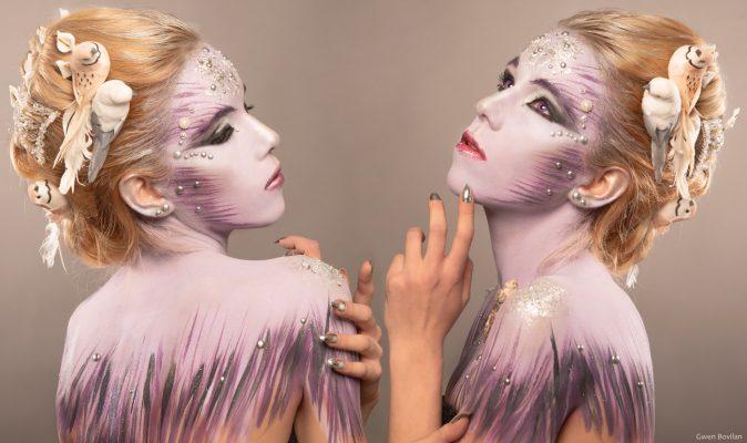 Atelier make-up - Gwen Bovilan