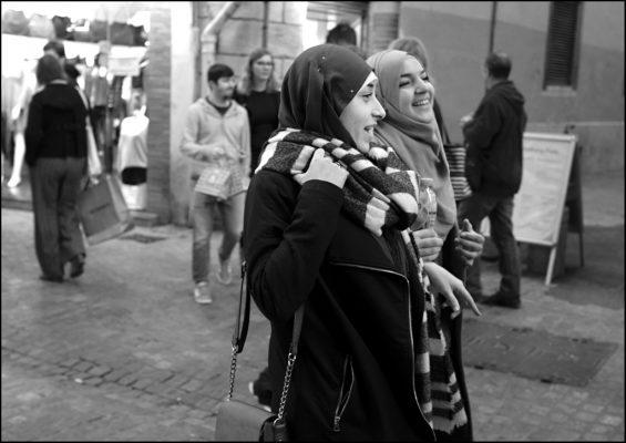 Photo de rue - Bakary Diakhité
