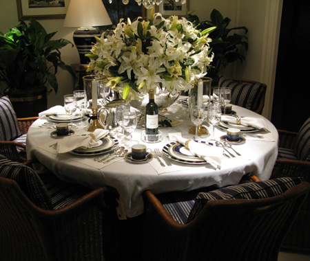 table-setting-ideas Tips for best restaurants' tables Designs