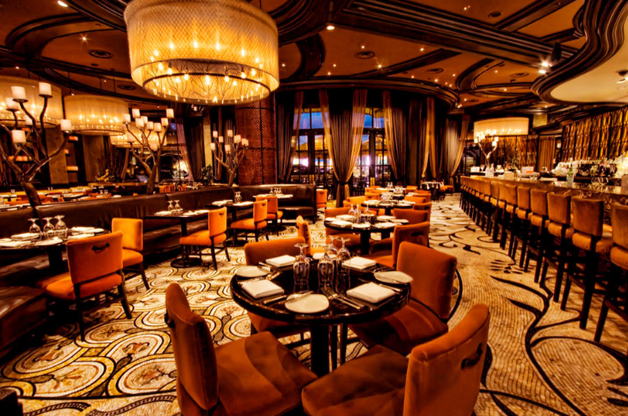 Top 10 Most Inspiring Restaurant Interior Designs In The World