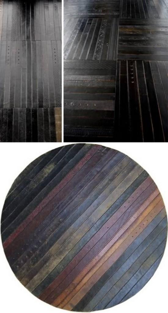 Leather-Belt-Floor2 10 Most Unique Flooring Designs For Exhibition