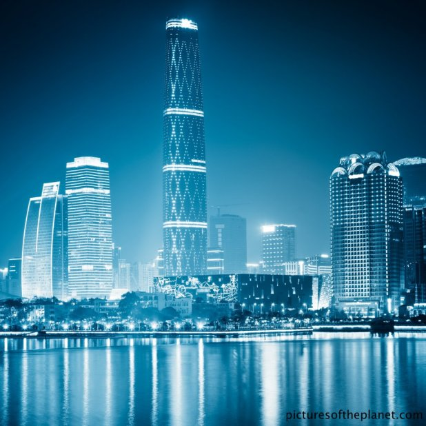 guangzhou-west-tower-in-china What Are The Best 15 Skyscrapers in the World?