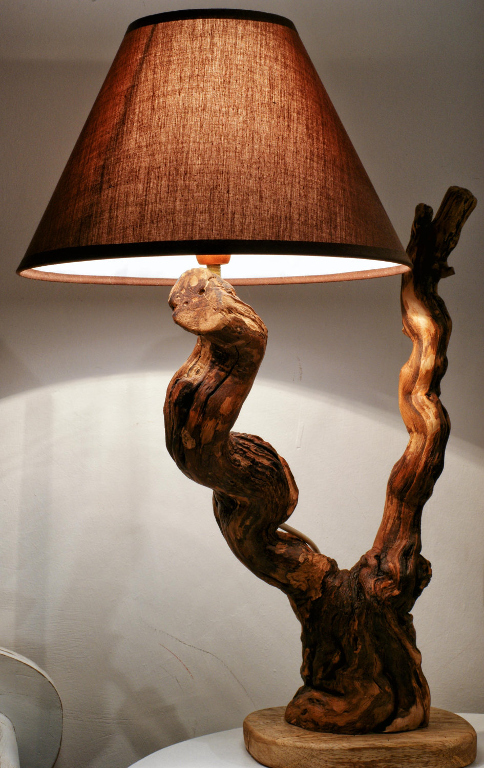 Do You Like To Have A Handmade Wooden Lamp Pouted Online Magazine Latest Design Trends