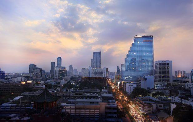 01.-Exterior Why I Prefer Silom Covent Garden Hotel in Bangkok?