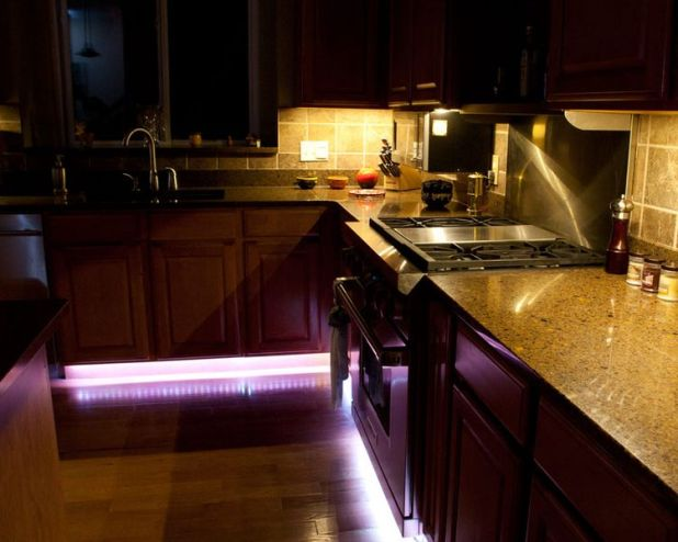 123 LEDs 10 uses in Architecture