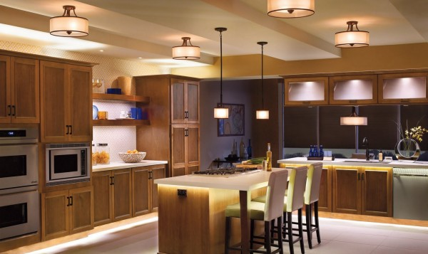 led-tape-in-kitchen LEDs 10 uses in Architecture