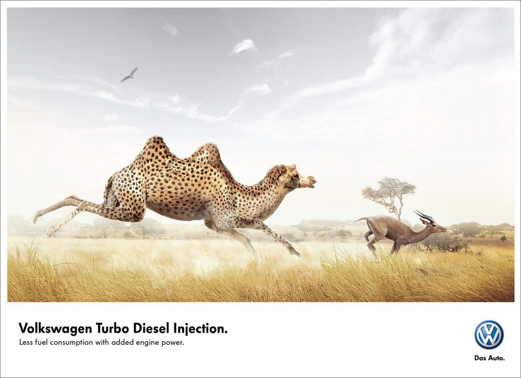 40 Most Creative And Dazzling Auto Ads Pouted Com