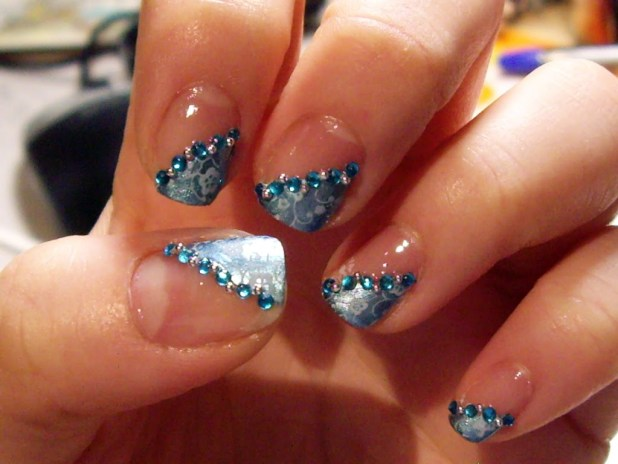 Nail-Designs-002 How To Get Healthy, Strong and Beautiful Nails
