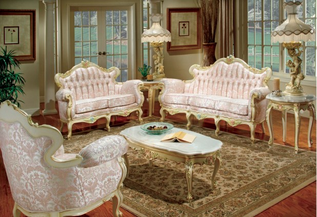 victorian-living-room Stunning And Contemporary Victorian Decorating Ideas