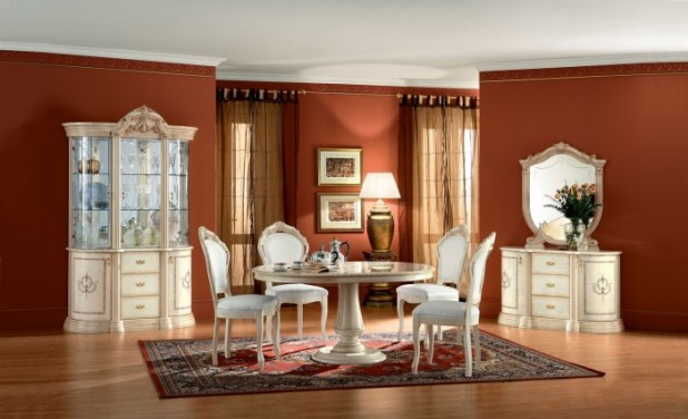 Extravagant-Wood-Dining-Room-Furniture 45 Most Stylish and Contemporary Dining rooms