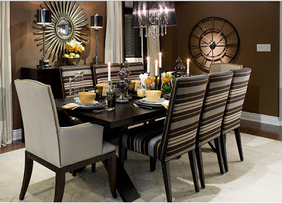 diseno-comedor-moderno-elegante 28 Elegant Designs For Your Dining Room