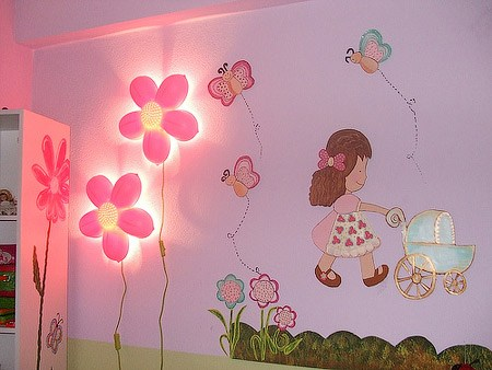 Fantastic Designs Of Lighting And Lamps For Kids Rooms