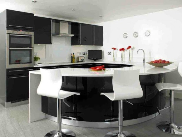 bk-modern-kitchen 45 Elegant Cabinets For Remodeling Your Kitchen