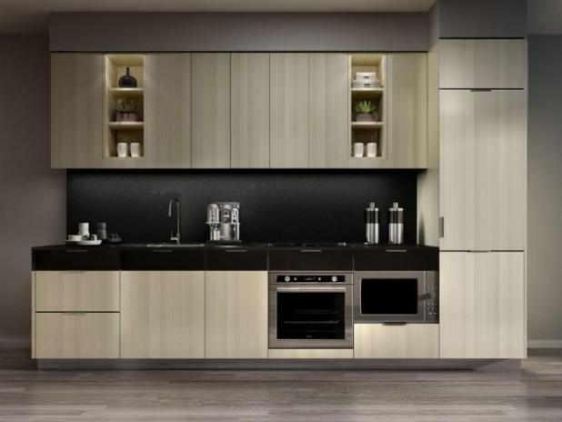kitchen 45 Elegant Cabinets For Remodeling Your Kitchen
