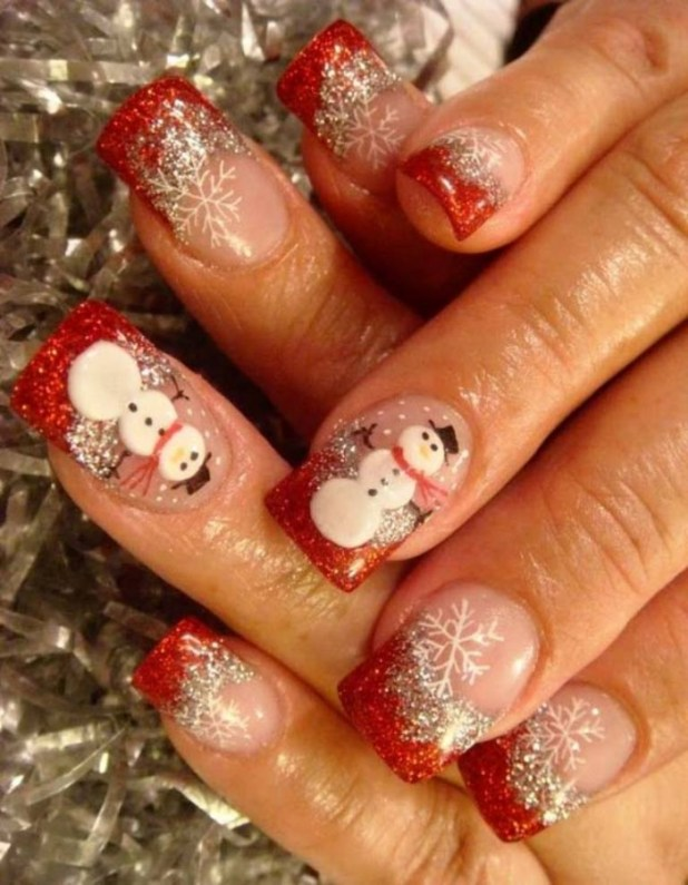 Christmas-Nail-Art-Design-Ideas-2013-2014-21 What Are the Latest Beauty Trends for 2014?