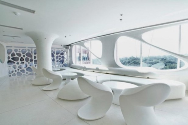 Modern-Restaurant-with-White-and-Soft-Organic-Interior Do You Dream of Starting and Running Your Own Restaurant Business?
