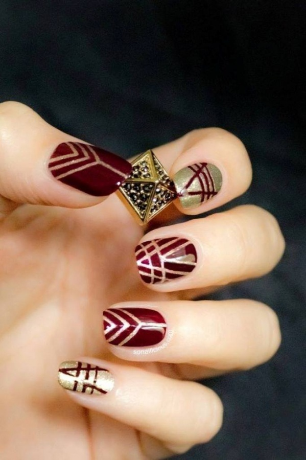 latest-Nail-Art-Designs-1 What Are the Latest Beauty Trends for 2014?