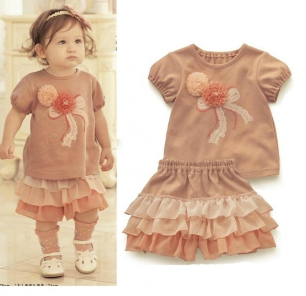 1-110 Baby Clothes for Summer 2014
