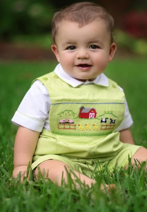 1-42 Baby Clothes for Summer 2014