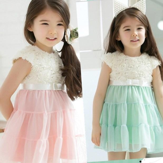 1-53 Kids Dresses for Summer 2014