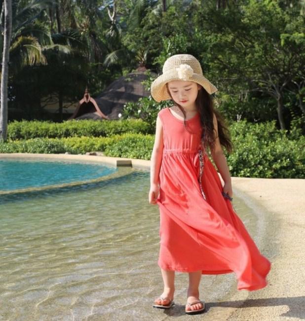 1-63 Kids Dresses for Summer 2014