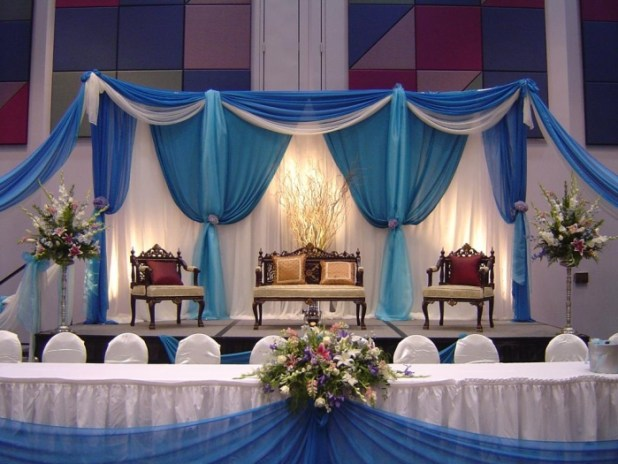 Beautiful-Indoor-Wedding-Decorations 25 Awesome Wedding Decorations in 2014