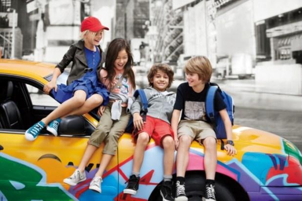 DKNYSP14_81 Junior Kids Fashion Trends for Summer 2014