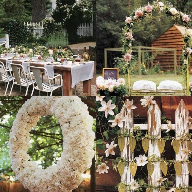Rustic-Outdoor-Wedding-Decorations 25 Awesome Wedding Decorations in 2014