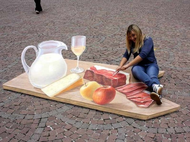 bolzano-interactive-street-art The Incredible Art of 3D Street Painting