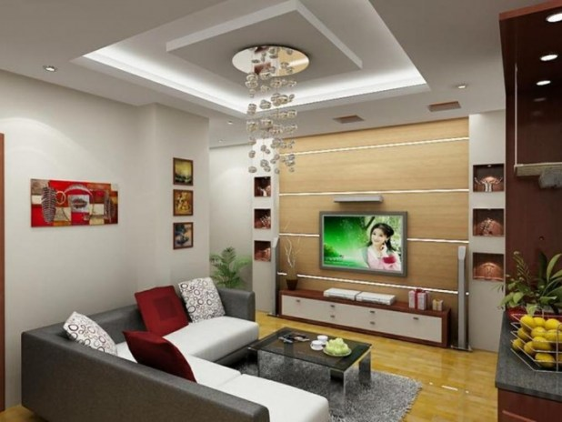 35-Dazzling-Catchy-Ceiling-Design-Ideas-2015-11 46 Dazzling & Catchy Ceiling Design Ideas 2015