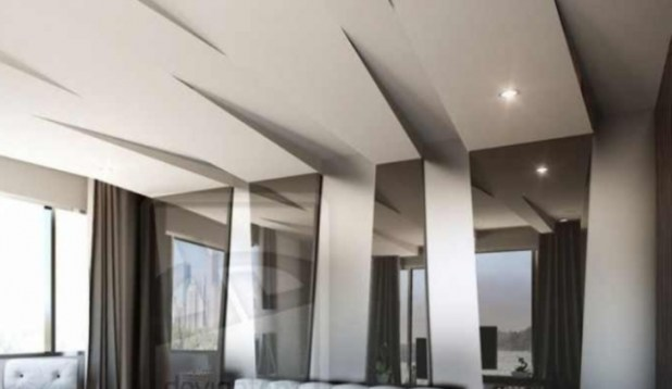35-Dazzling-Catchy-Ceiling-Design-Ideas-2015-24 46 Dazzling & Catchy Ceiling Design Ideas 2015