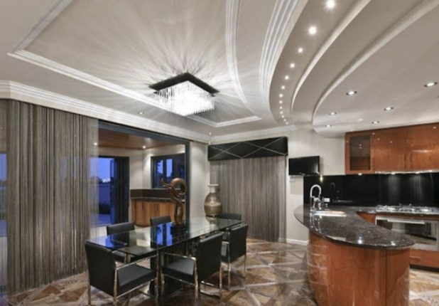35-Dazzling-Catchy-Ceiling-Design-Ideas-2015-3 46 Dazzling & Catchy Ceiling Design Ideas 2015