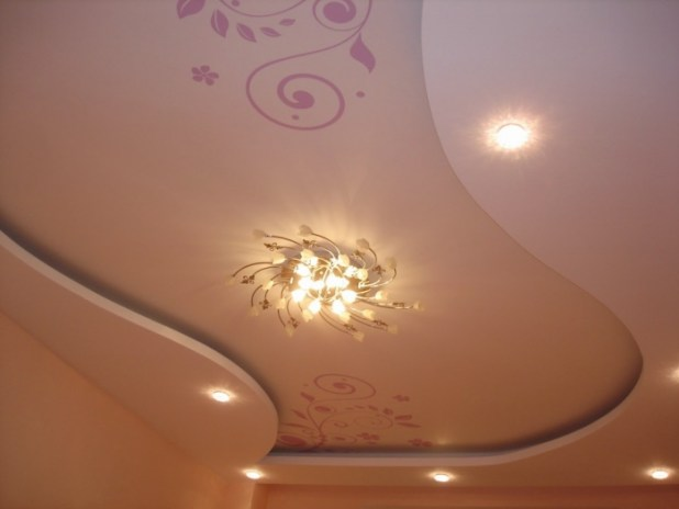 35-Dazzling-Catchy-Ceiling-Design-Ideas-2015-43 46 Dazzling & Catchy Ceiling Design Ideas 2015