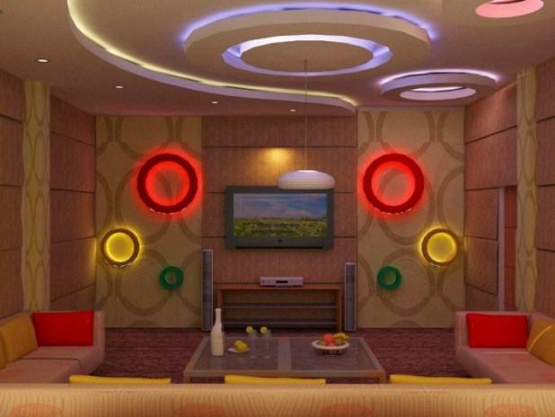 35-Dazzling-Catchy-Ceiling-Design-Ideas-2015-8 46 Dazzling & Catchy Ceiling Design Ideas 2015